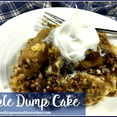 Apple Dump Cake: How to Make an Easy and Delicious Recipe