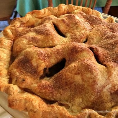 Recipe: How to Make the Most Delicious Homemade Apple Pie