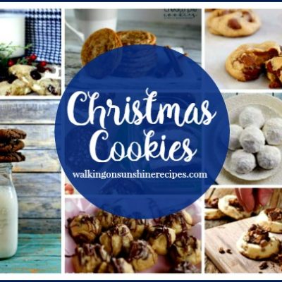 Party; Christmas Cookie Recipes Delicious Dishes # 47