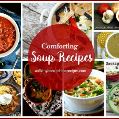 Comforting Soup Recipes and Delicious Dishes Party