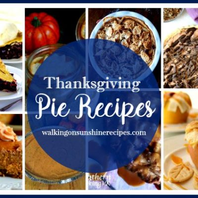 Party: The Best Pie Recipes for Thanksgiving