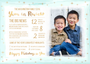 Christmas Cards: Huge Savings from MixBook featured on Walking on Sunshine.
