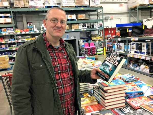 Book Selection from BJ's Wholesale Club featured on Walking on Sunshine Recipes