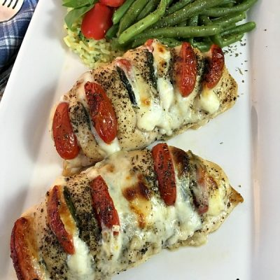 Hasselback Chicken Recipe Video