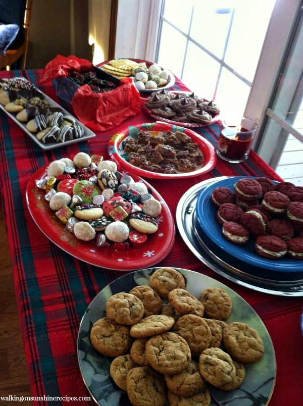 Cookie Exchange Party Ideas And Tips Walking On Sunshine Recipes