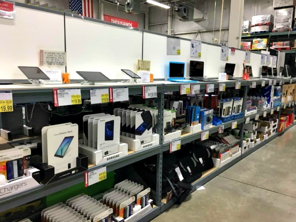 Computers and Ipads available at BJ's Wholesale Club featured on Walking on Sunshine