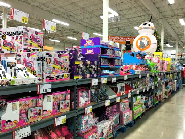 Toys available at BJ's Wholesale Club featured on Walking on Sunshine Recipes