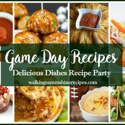 Party: Game Day Recipes and Snacks