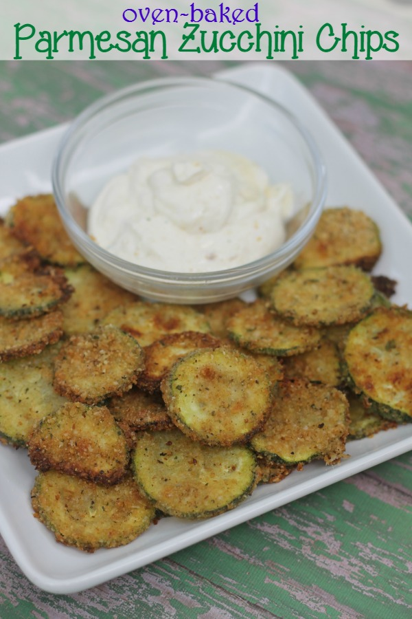 Zucchini Chips from This Mama Loves