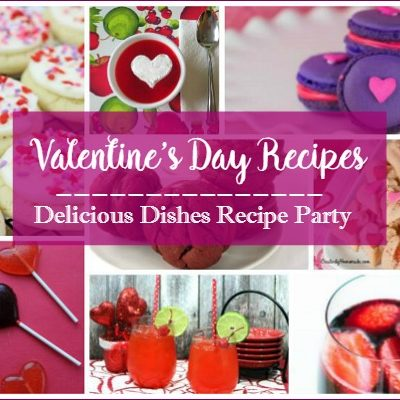 Party: Valentine's Day Recipes with Delicious Dishes