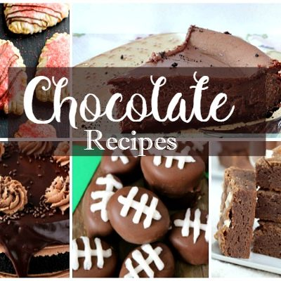 Party: Decadent Chocolate Recipes