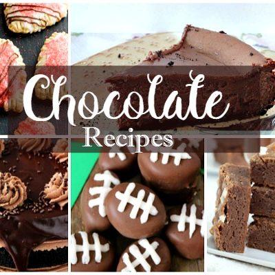 Party: Decadent Chocolate Recipes