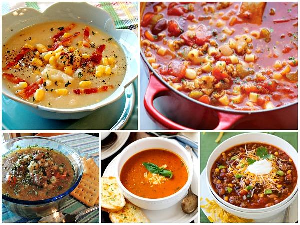Easy Soup for Dinner