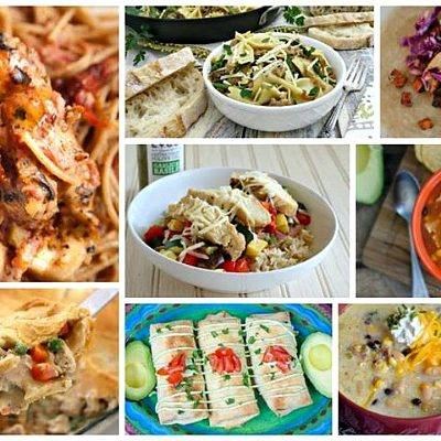 Party:  Chicken Recipes Perfect for Dinner – Delicious Dishes Recipe Party