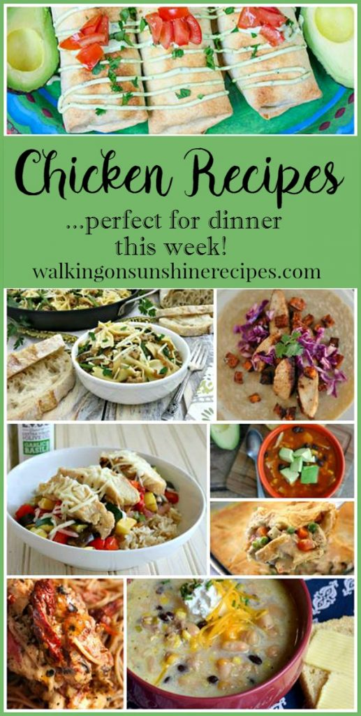 Party:  Chicken Recipes Perfect for Dinner - Delicious Dishes Recipe Party