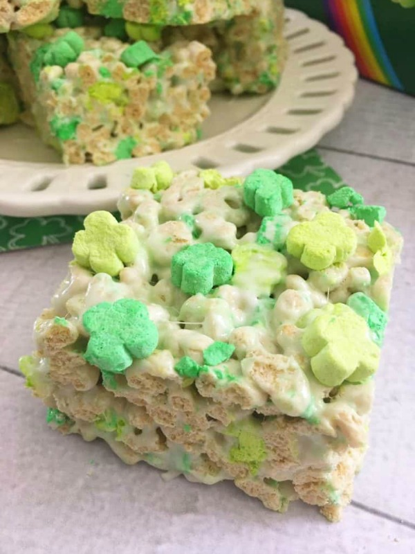 Clover Bars from Life with Heidi