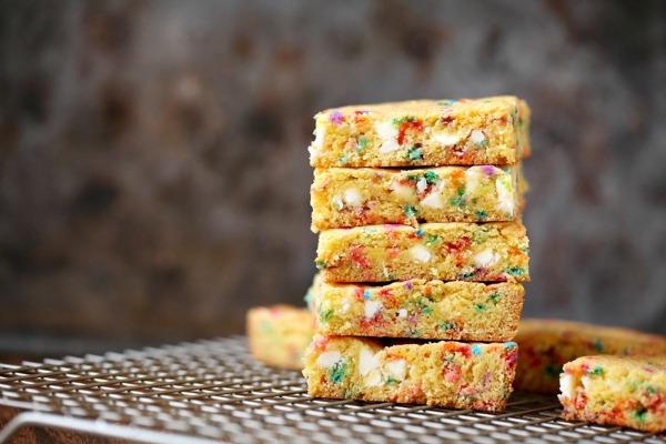 Confetti Bars Recipe from 5 Minutes for Mom