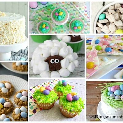Party:  Colorful Delicious Easter Desserts – Delicious Dishes Party 62