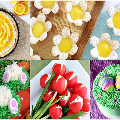 Party: Beautiful Spring Recipes Delicious Dishes Recipe Party 63