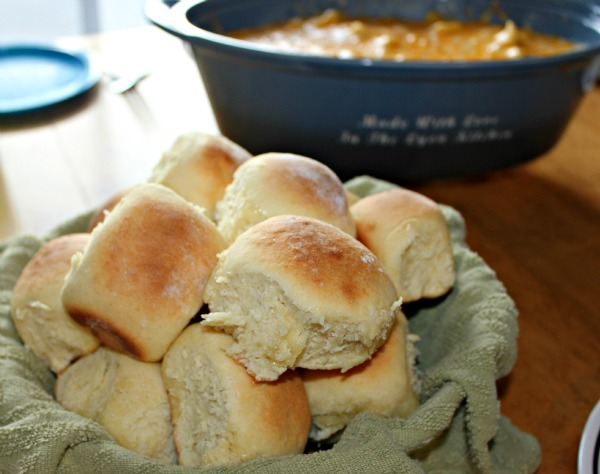 Empty Tomb Rolls for Easter from Clever Housewife