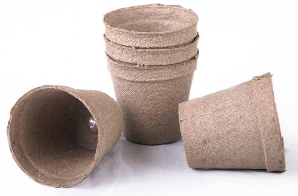 Jiffy Peat Pots