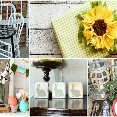 Party: Spring Decorating Ideas and Foodie Friends Friday Party 239