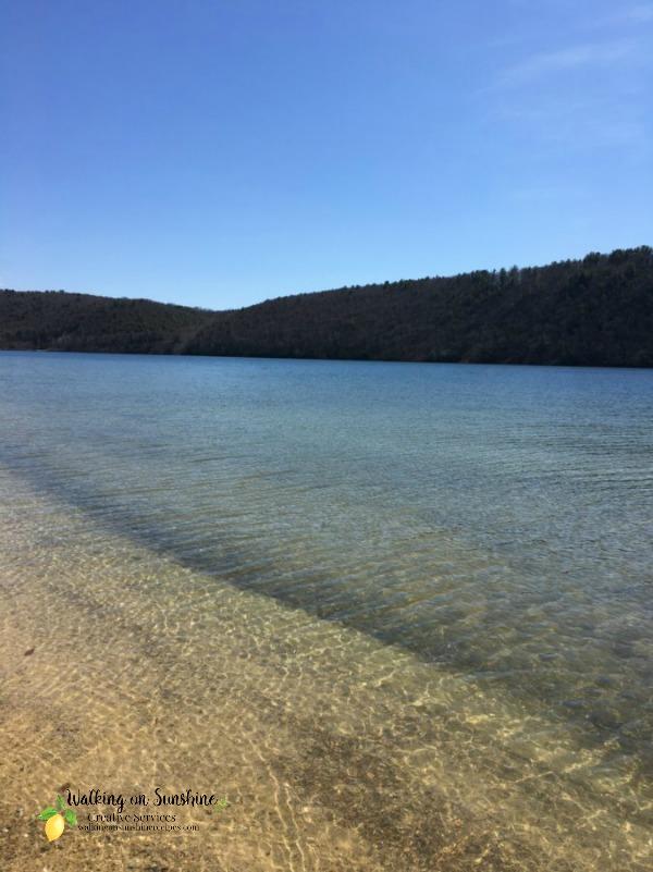 Beltzville Lake 2017 from Walking on Sunshine