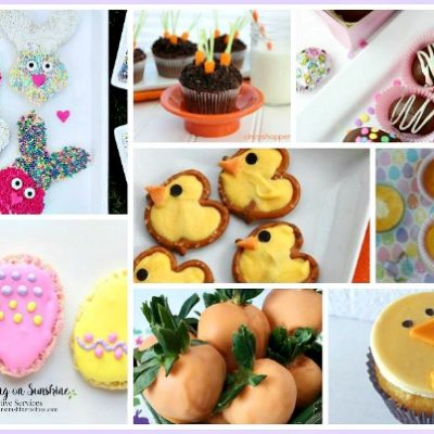 Party: Cute Easter Treats Delicious Dishes Recipe Party
