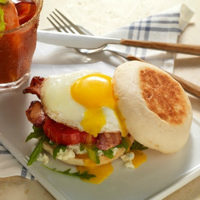 English Muffins are NOT Just For Breakfast