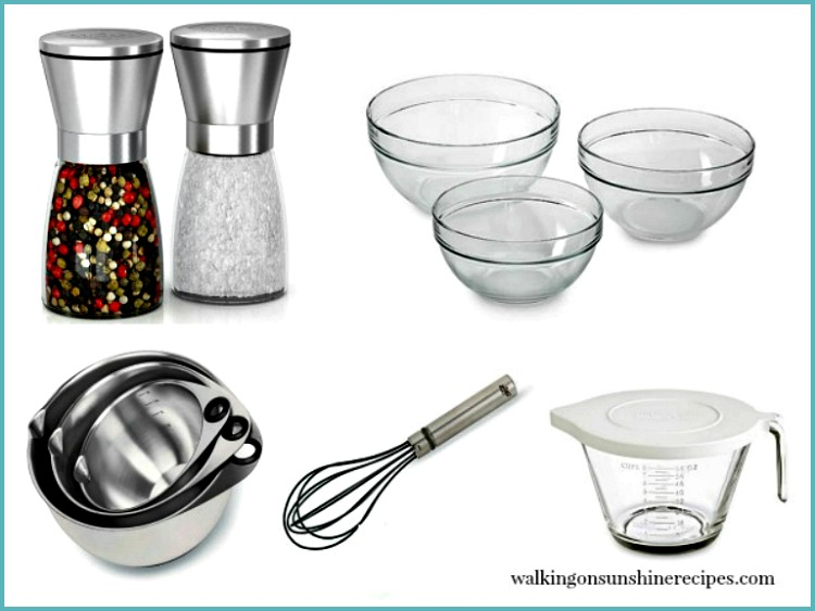 essential kitchen tools featured photo from walking on sunshine - Kitchen Tools List