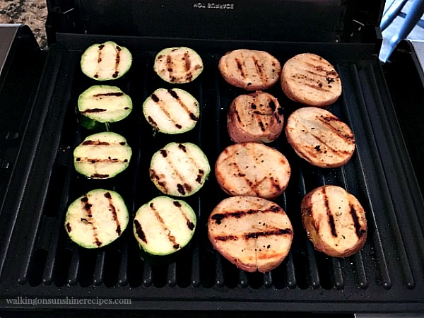 how to make grilled chicken with italian dressing