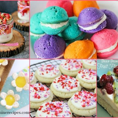 Party: Mother's Day Desserts perfect for Brunch or Tea  – Delicious Dishes Recipe Party