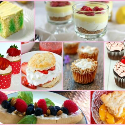 Fruit Recipes Perfect for Spring and Mother's Day Celebrations