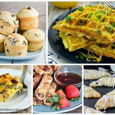 Party:  Mother's Day Brunch Recipes