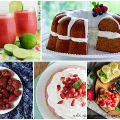 Party: Delicious Fruit Recipes – Foodie Friends Friday