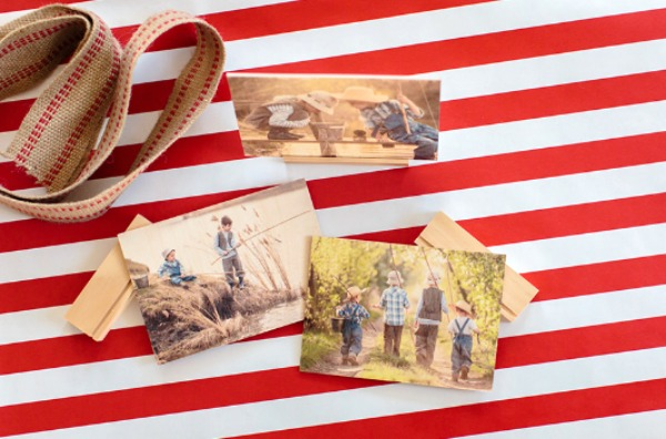 Photo Boards FREEBIE featured on Walking on Sunshine