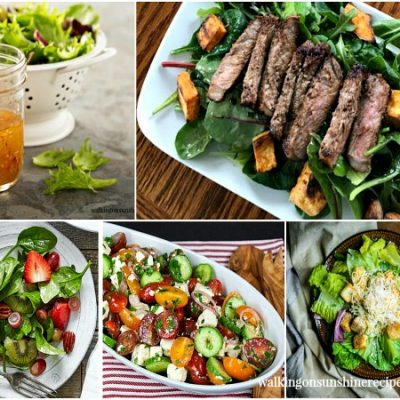 Party:  Summer Salad Recipes