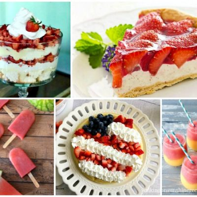 Party: Summer Fruit Recipes – Delicious Dishes Linky Party 70