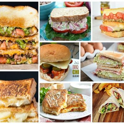 Party:  Summer Sandwiches for Dinner – Delicious Dishes Recipe Party