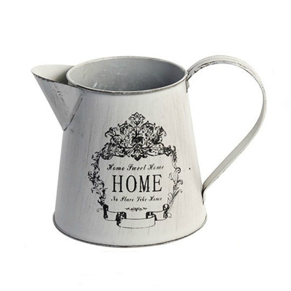 Vintage White Home Pitcher - http://amzn.to/2qDuBZ3