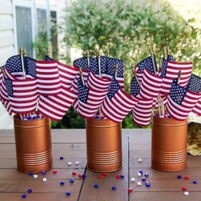 Party: Patriotic Decor Ideas – Foodie Friends Friday