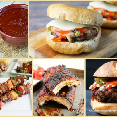 Party: Best Summer Recipes for BBQ and Grilling – Foodie Friends Friday
