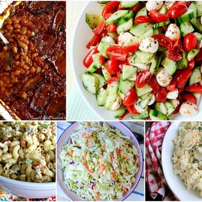 BBQ Side Dishes – Perfect for July 4th!
