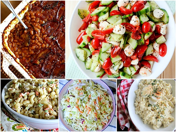 Bbq Side Dishes Perfect For Picnics Walking On Sunshine Recipes
