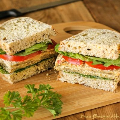 Party: Easy Sandwich Recipes