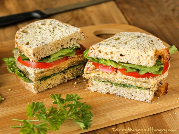 Easy Sandwich Ideas
