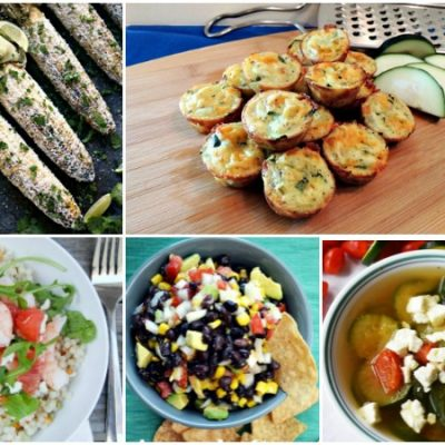 Party:  Fresh from the Garden Veggie Recipes