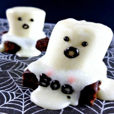 Party:  How to Make Really Cute Halloween Treats
