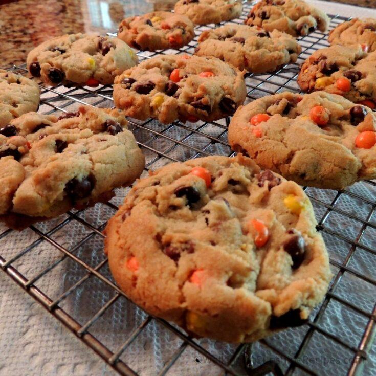 Halloween Cookies and a Gift Jar Idea