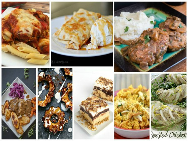 Fall Favorite Comfort Food FEATURED photo on Walking on Sunshine Recipes